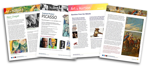 Art & Auction Newsletter